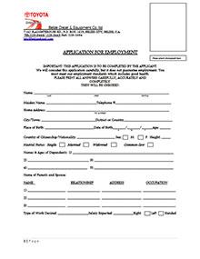Belize Diesel Application Form