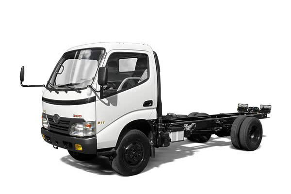 HINO WU300L-ML Light Duty Truck