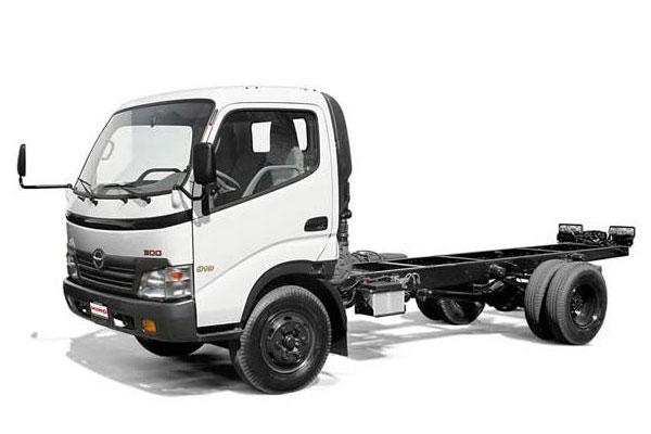 HINO WU300L-ML Light Duty Truck