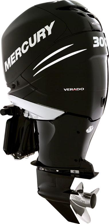 Mercury Verado 300HP Outboard Motor