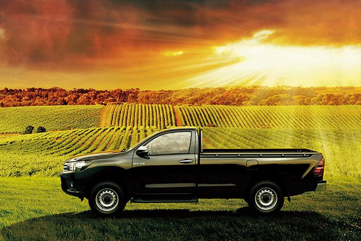 Toyota Hilux | Belize Diesel & Equipment Company Ltd