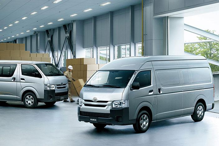 Toyota Hiace | Belize Diesel & Equipment Company Ltd