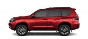 PRADO RED MICA METALLIC.(3R3) 09