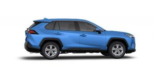 RAV4 CYAN-METALLIC